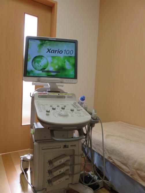 超音波検査(エコー検査)